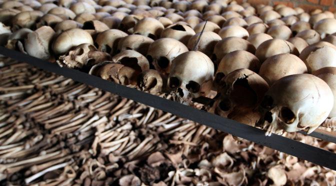 Ruanda: el eco de la barbarie
