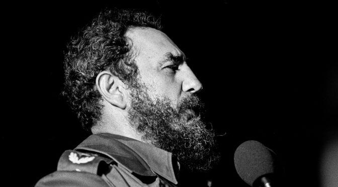 Fidel Castro y la evolución de Cuba