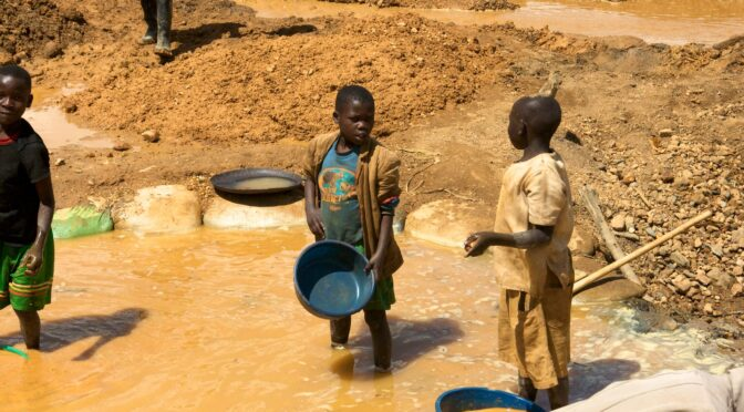 República Democrática del Congo: un conflicto olvidado deliberadamente