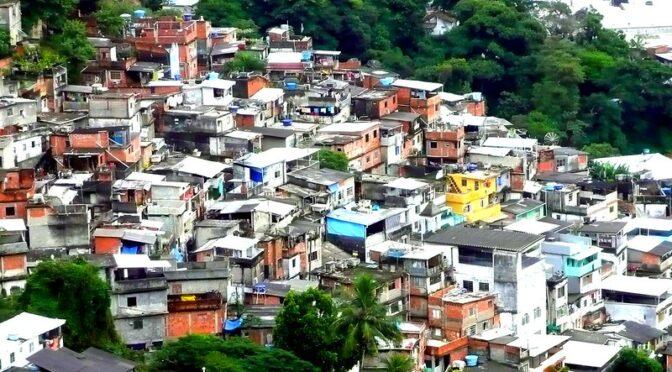 La violencia policial y la progresiva eliminación de la población pobre en Brasil
