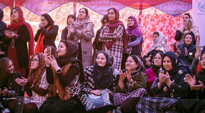 La resistencia de las mujeres en Afganistán